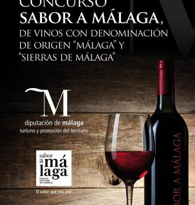Conoce los ganadores del I Concurso Sabor a Málaga de Vinos Meet the winners of the contest I Málaga Taste Wine