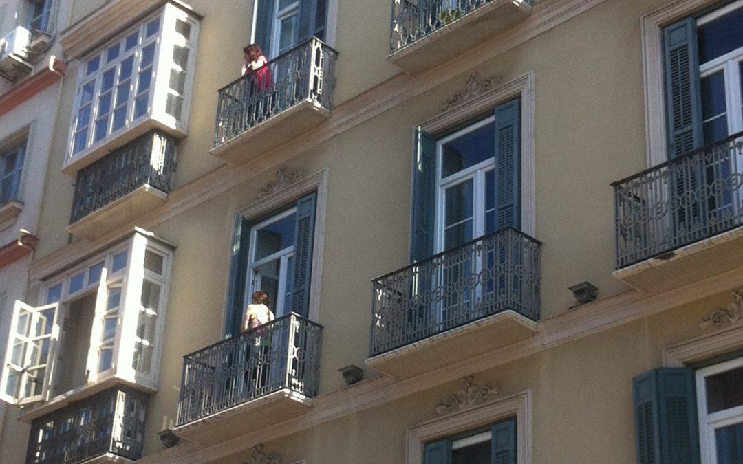 Semana Santa desde nuestros balcones