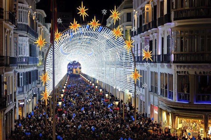 Luces Navidad Christmas lights