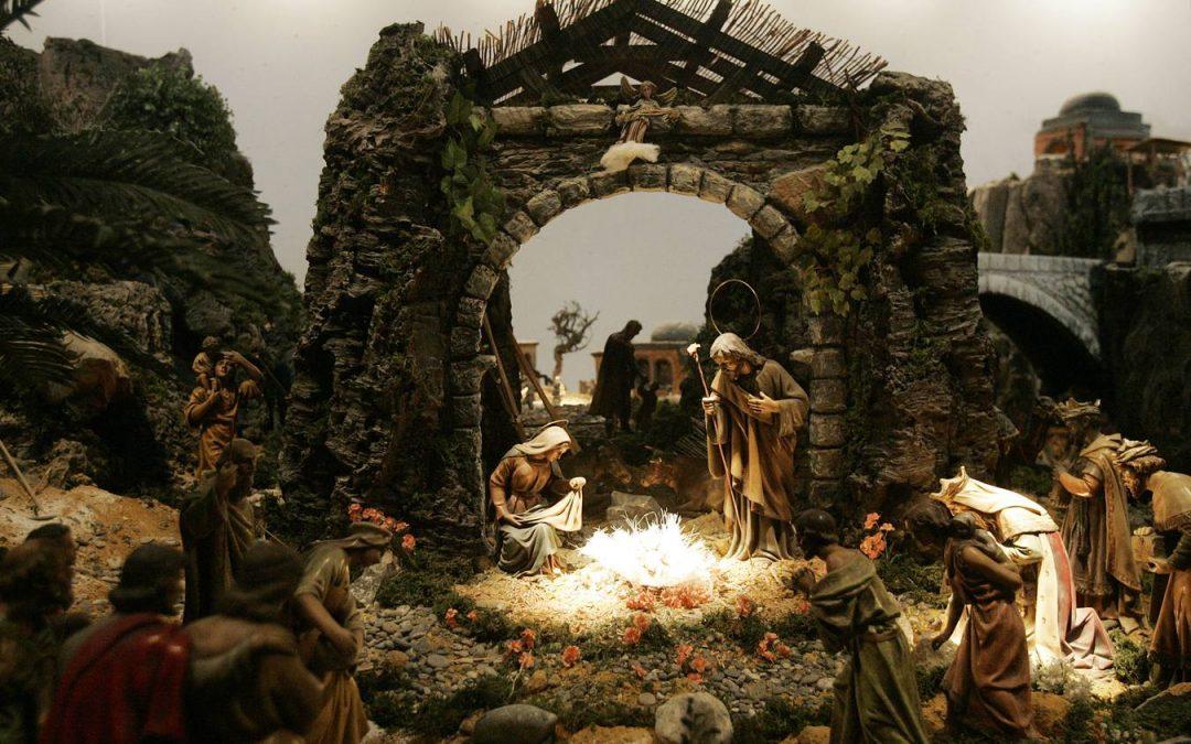 Exposición de Belenes Navidad 2015 en Málaga