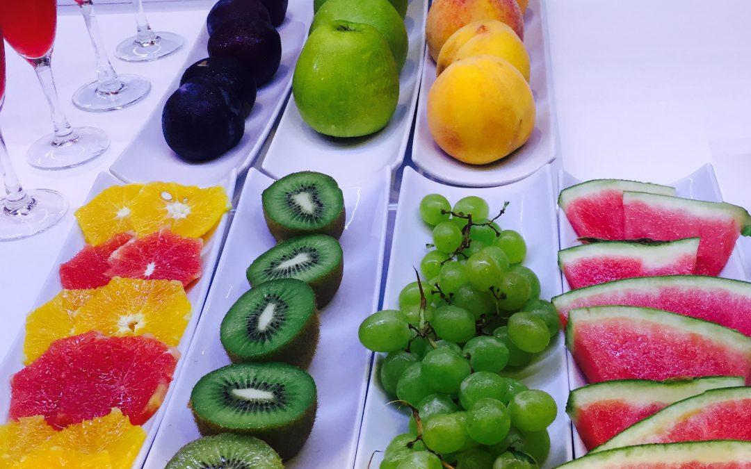 Desayuno buffet Breakfast buffet