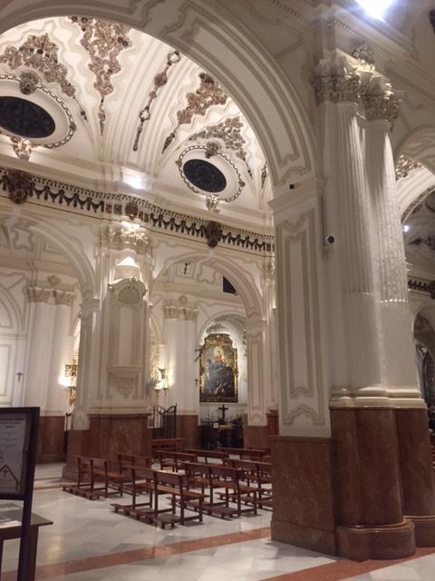 Reapertura de la Iglesia de Santiago Re