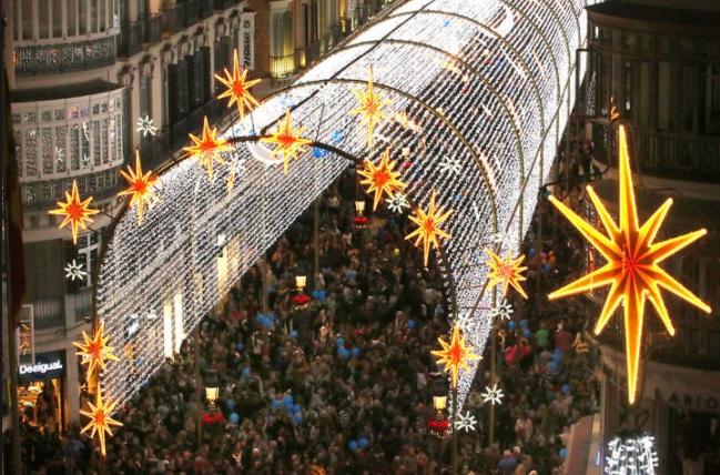 Alumbrado de Navidad 2017 Christmas lighting 2017
