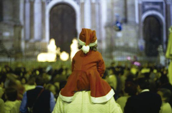 Animación en la Cabalgata de Reyes