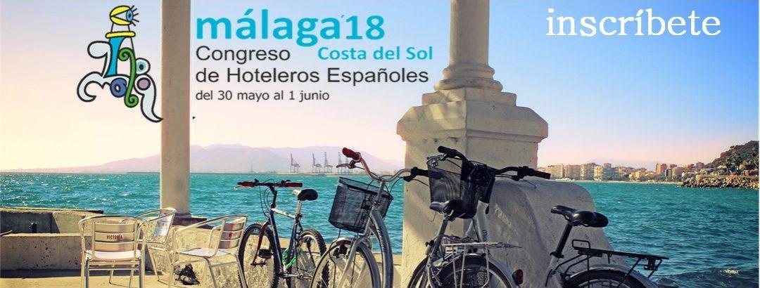 Congreso de Hoteleros Españoles en Málaga