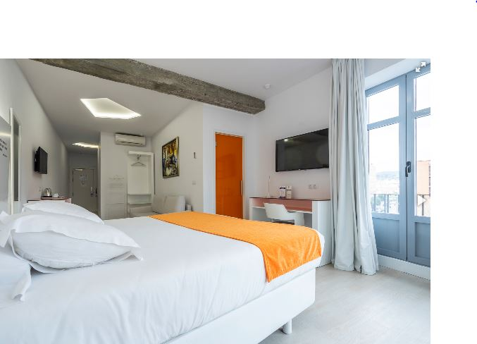 Quadruple room in Malaga for families with children