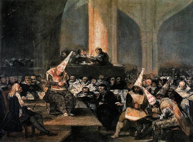 Ruta nocturna en Málaga: Inquisición y brujería