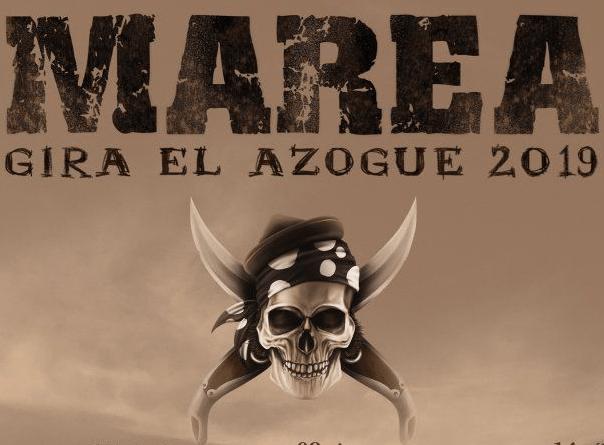 Concierto de Marea en Málaga