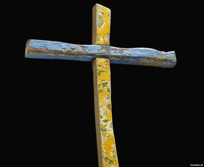 La Cruz de Lampedusa, en Málaga