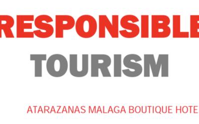 Nuestro hotel ya dispone del distintivo 'Resposible Tourism'