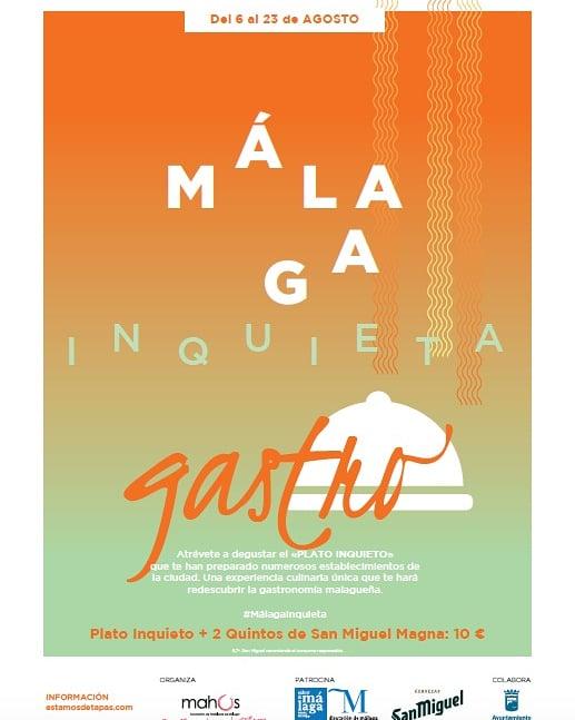 Málaga Inquieta 2020