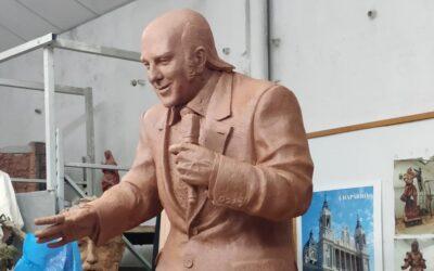 Estatua de Chiquito de la Calzada